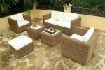 kode produk : set 54 | bahan : kerangka aluminium, anyaman rotan sintetis / rotan, + BUSA | harga :  SMS
